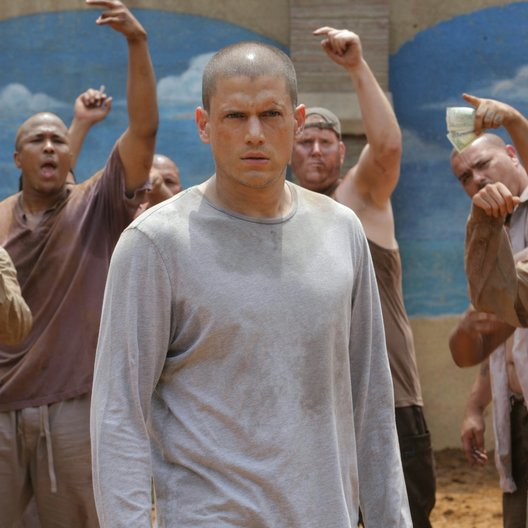 Prison Break (3. Staffel, 13 Folgen) / Prison Break / Prison Break (03. Staffel, 13 Folgen) Poster