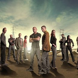 Prison Break (4. Staffel, 22 Folgen) Poster