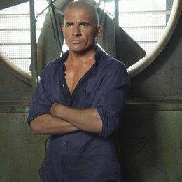 Prison Break (4. Staffel, 22 Folgen) / Dominic Purcell Poster