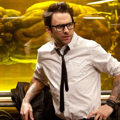 Pacific Rim / Charlie Day Poster