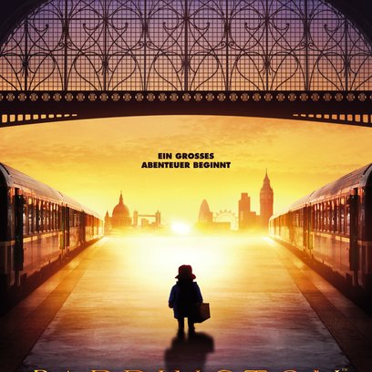 Bär namens Paddington, Ein Poster