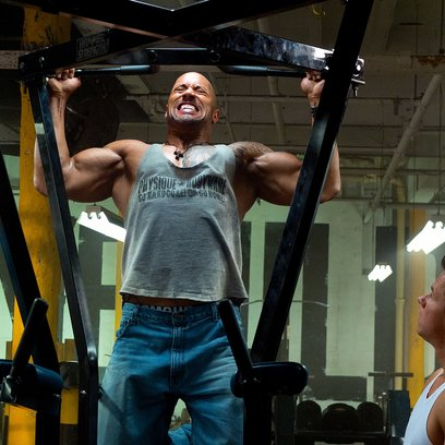 Pain & Gain / Dwayne Johnson / Mark Wahlberg Poster