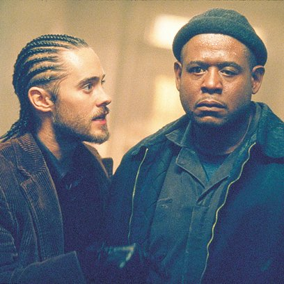 Panic Room / Jared Leto / Forest Whitaker Poster