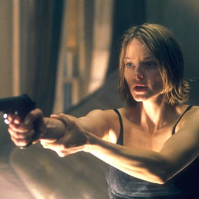 Panic Room / Jodie Foster Poster