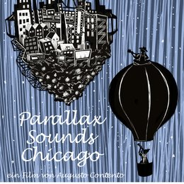 Parallax Sounds Chicago Poster