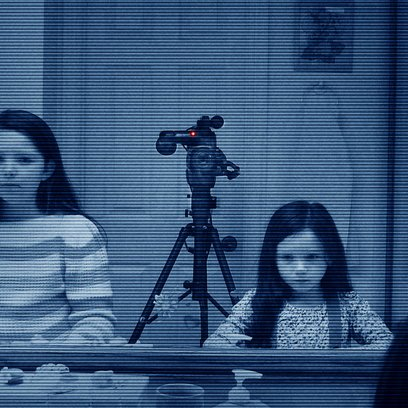 Paranormal Activity 3 Poster