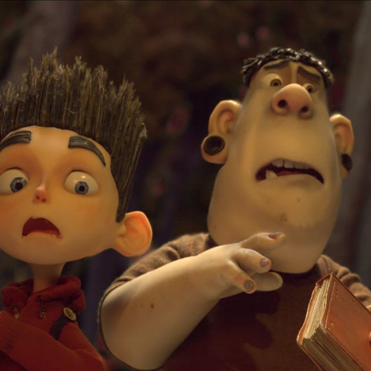Paranorman Poster