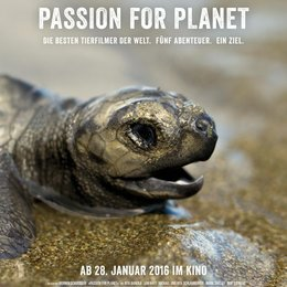 Passion for Planet Poster