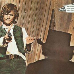 Pat Garrett jagt Billy the Kid Poster