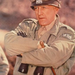 Patton - Rebell in Uniform / George C. Scott Poster