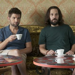 Our Idiot Brother / Adam Scott / Paul Rudd Poster