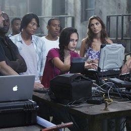 "Fast & Furious Five / Fast Five / Paul Walker / Tyrese Gibson / Sung Kang / Chris ""Ludacris"" Bridges / Gal Gadot / Jordana Brewster / Vin Diesel Poster"