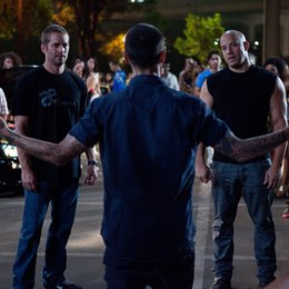 Fast & Furious Five / Fast Five / Paul Walker / Vin Diesel Poster