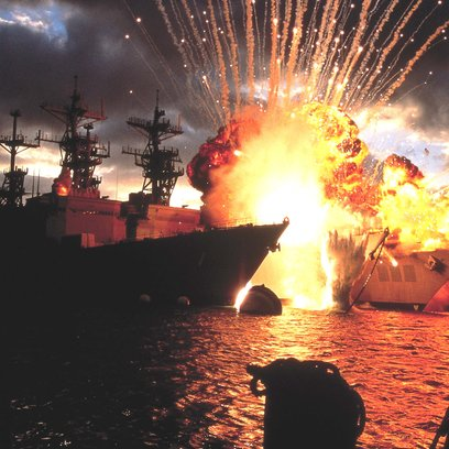 Pearl Harbor / Explosion Poster