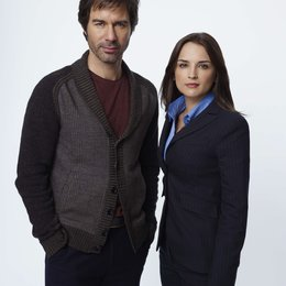 Perception / Eric McCormack / Rachael Leigh Cook Poster
