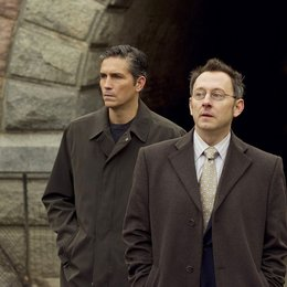 Person of Interest / James Caviezel / Michael Emerson Poster