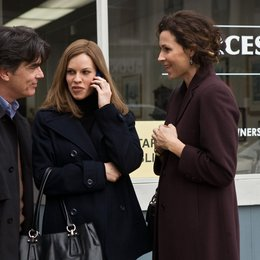 Betty Anne Waters / Peter Gallagher / Hilary Swank / Minnie Driver Poster