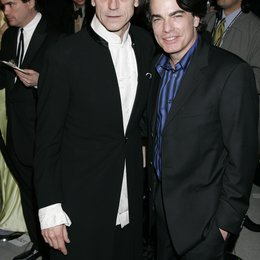 Vanity Fair Oscar Party 2005 / Oscar 2005 / Jeremy Irons und Peter Gallagher Poster