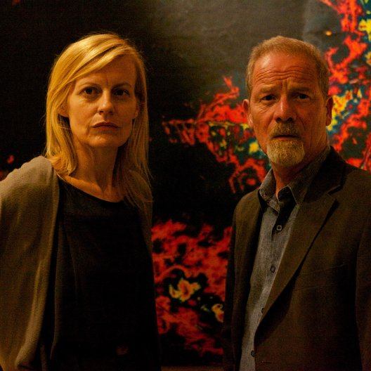 Fear, The / Peter Mullan / Anastasia Hille Poster