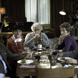 Und wenn wir alle zusammenziehen? / Claude Rich / Geraldine Chaplin / Pierre Richard / Jane Fonda / Guy Bedos Poster