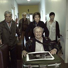 Und wenn wir alle zusammenziehen? / Guy Bedos / Pierre Richard / Jane Fonda / Geraldine Chaplin / / Claude Rich Poster