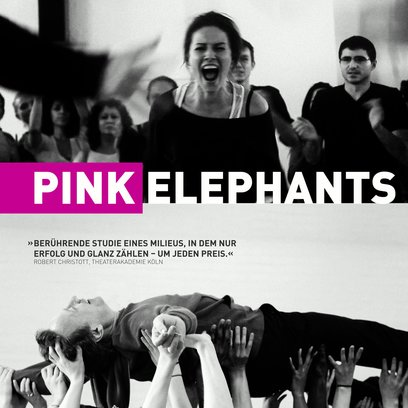 pink-elephants-2 Poster