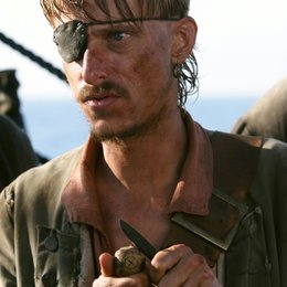 Pirates of the Caribbean - Am Ende der Welt / Mackenzie Crook Poster