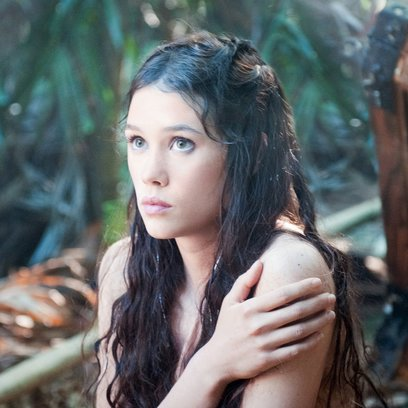 Pirates of the Caribbean - Fremde Gezeiten / Astrid Berges-Frisbey Poster