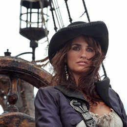 Pirates of the Caribbean - Fremde Gezeiten / Penélope Cruz Poster
