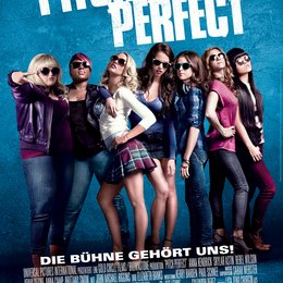 Pitch Perfect - Die Bühne gehört uns! / Pitch Perfect Poster