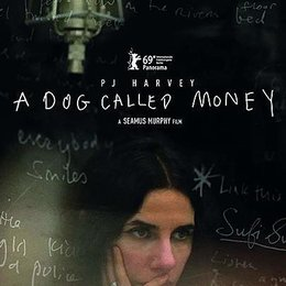 PJ Harvey - A Dog Called Money Poster