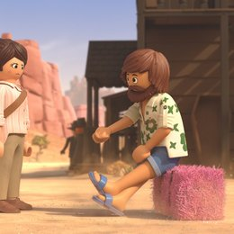 Playmobil: Der Film / Playmobil - Der Film Poster