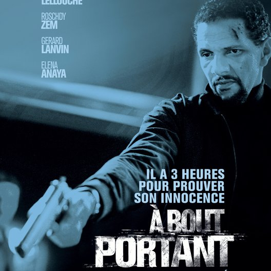 Point Blank - Aus kurzer Distanz / À bout portant Poster
