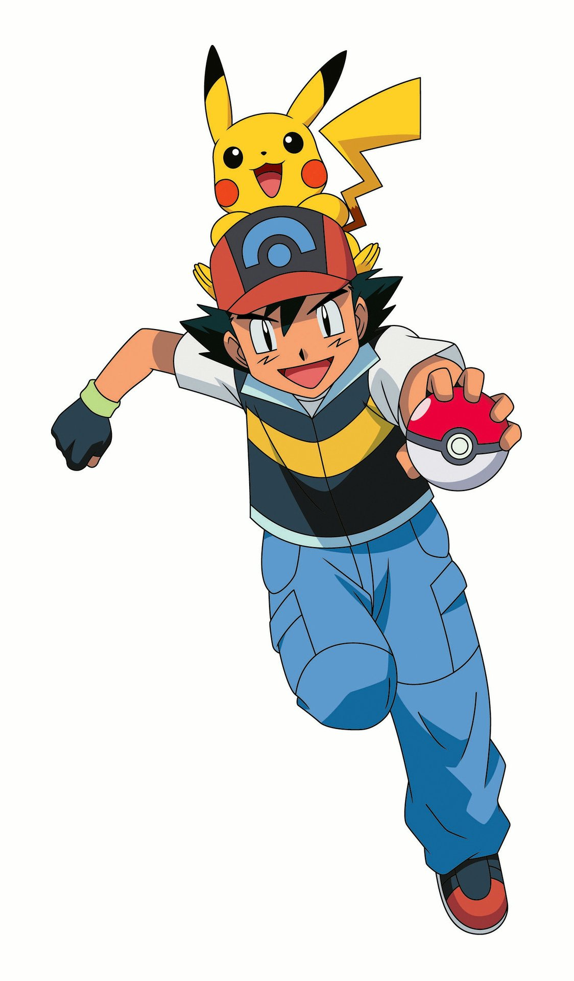 Ash Ketchum Pokmon Wiki FANDOM powered by Wikia
