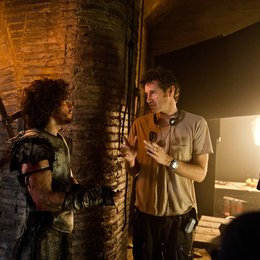 Pompeii / Set / Kit Harington / Paul W.S. Anderson