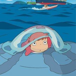 Ponyo - Das große Abenteuer am Meer / Gake no ue no Ponyo Poster