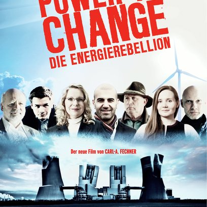 Power to Change - Die EnergieRebellion Poster