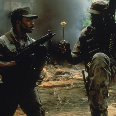 Predator / Carl Weathers / Bill Duke Poster