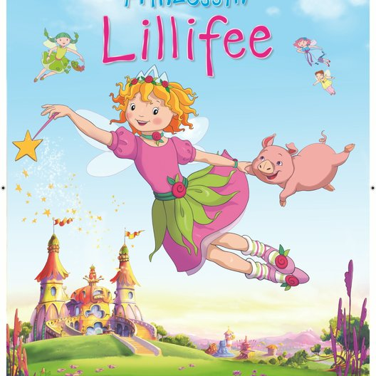 Prinzessin Lillifee Poster