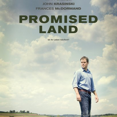 Promised Land Poster