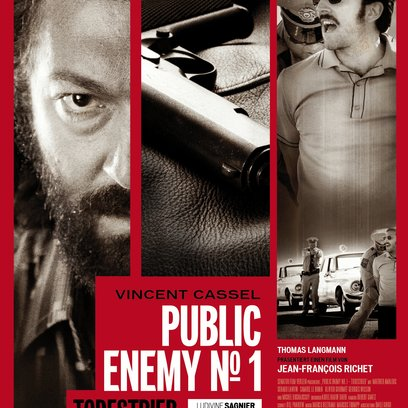 Public Enemy No. 1 - Todestrieb Poster