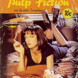 pulp-fiction-13 Poster