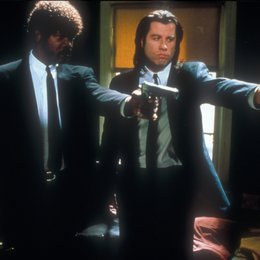Pulp Fiction / Samuel L. Jackson / John Travolta Poster