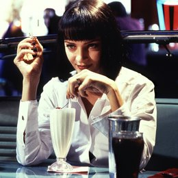 pulp-fiction-uma-thurman-9 Poster