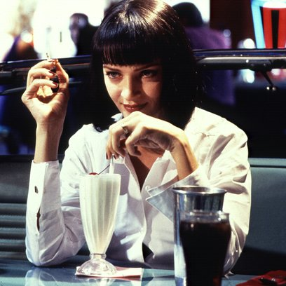 Pulp Fiction / Uma Thurman Poster