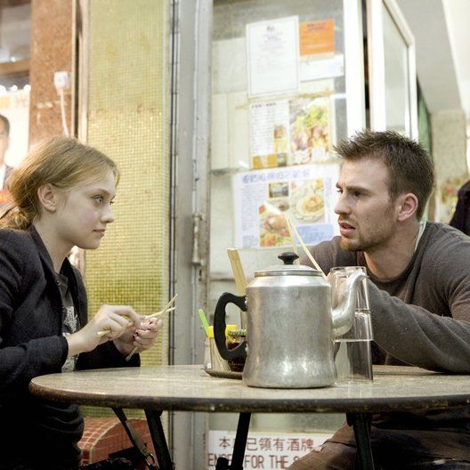 Push / Dakota Fanning / Chris Evans Poster