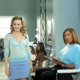 Beauty Shop / Alicia Silverstone / Queen Latifah Poster