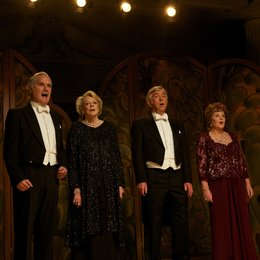Quartett / Michael Gambon / Maggie Smith Poster
