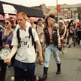Queercore: How to Punk a Revolution Poster