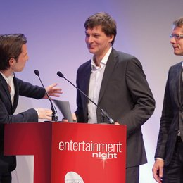 Entertainment Night 2011 / Video Champion / Quirin Berg, Jan Rickers und Rodolphe Buet Poster